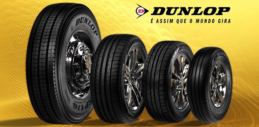 pneus Dunlop pneus