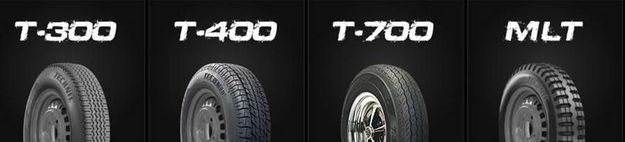 modelos de pneus Technic