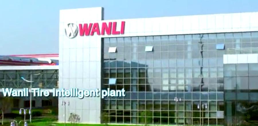 Fábrica Wanli - China