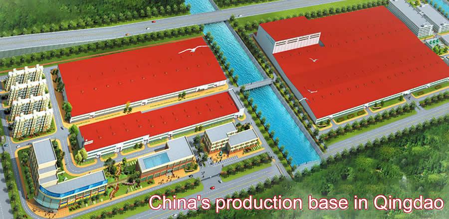 fabrica Fullrun na China