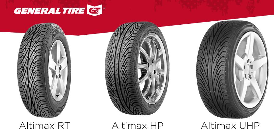 pneu Altimax modelos