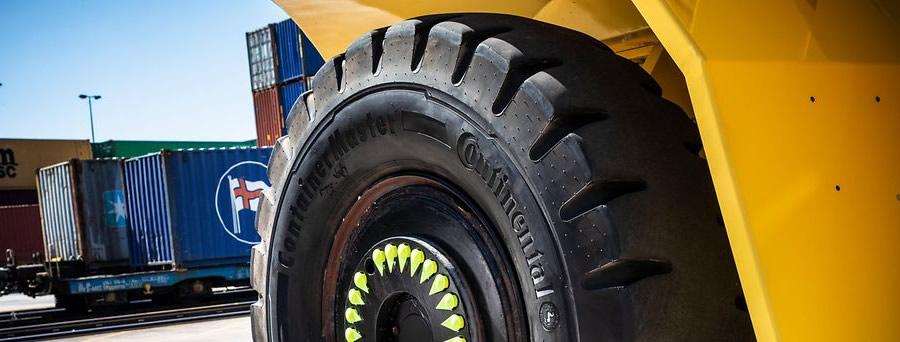 pneus Continental para veículos pesados