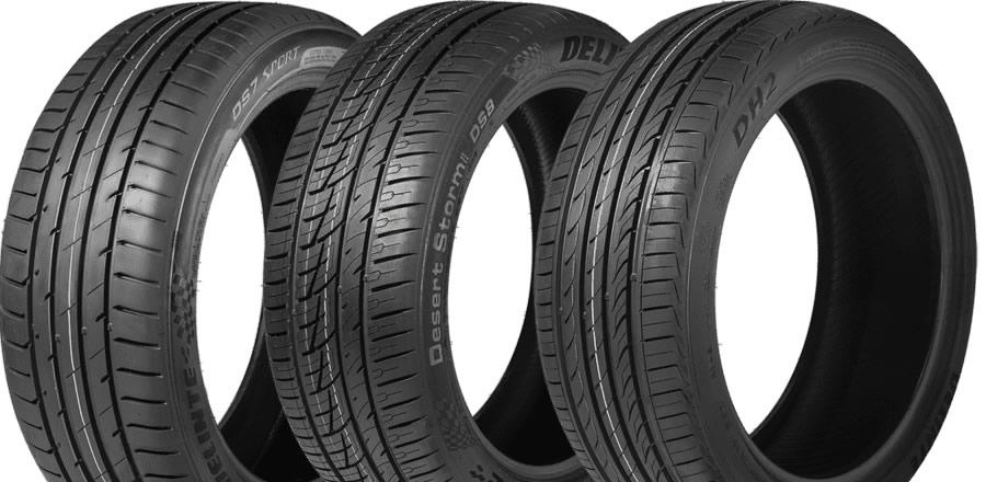 Delinte pneus
