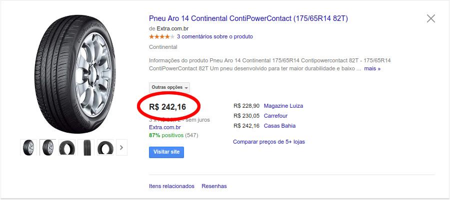 pneu loja brasil