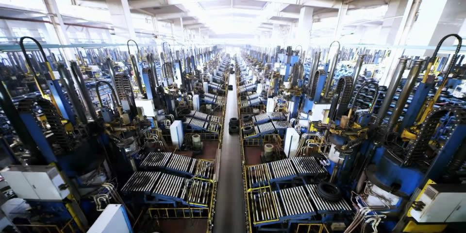 fábrica do pneu Linglong