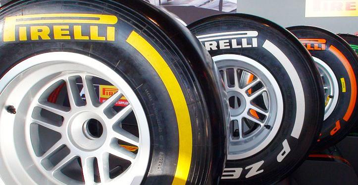 segunda linha da Pirelli